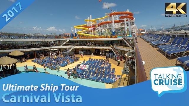 Carnival Vista heading for a new home in Galveston