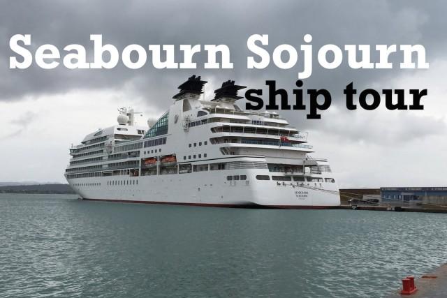 Seabourn Sojourn Ship Tour