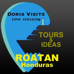 Tours available in Roatan