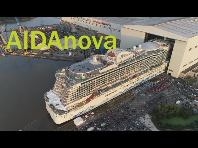 AidaNova floats out, is she a great clue on Iona?