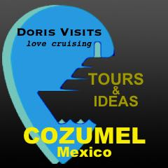 Tours available in Cozumel, Mexico