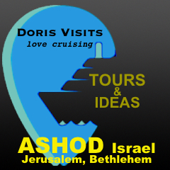 TOURS available in ASHOD, Israel