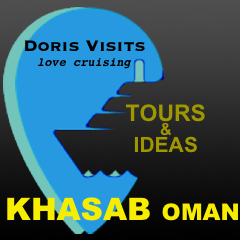 Tours available in Khasab, Oman