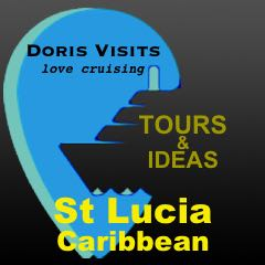 Tours available in St Lucia