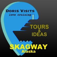 Tours available in Skagway, Alaska