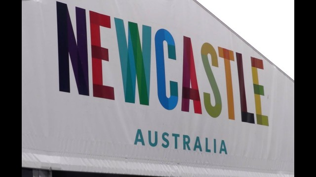 Newcastle, Australia – yet another cruise port being built to support a rapidly growing industry.