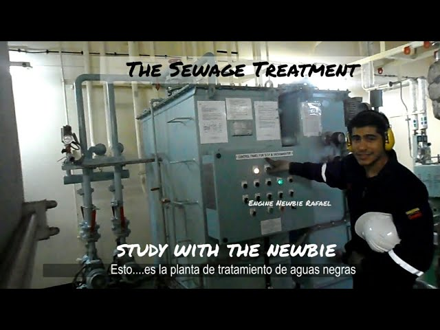 Sewage – where and how? – why the smell?