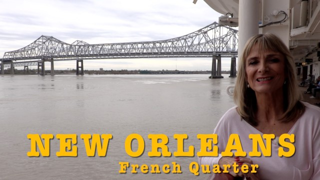 New Orleans, French Quarter – a great Cruise Port Guide