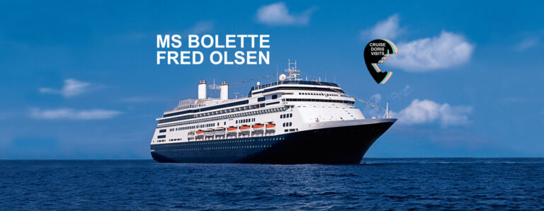 MS BOLETTE – New Fred Olsen ship