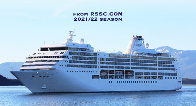 Regent Seven Seas Cruises new season launch 2021/22 post lockdown