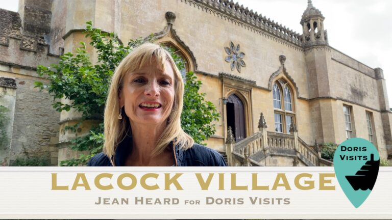 Castle Combe and Lacock Village from Bristol or Southampton