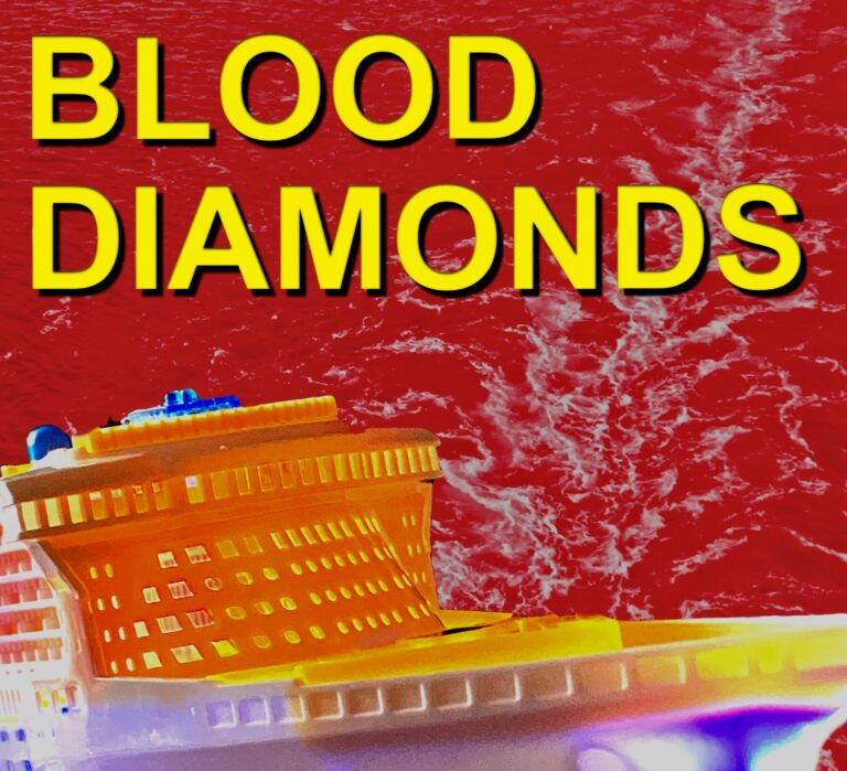 Blood Diamonds – cruise thriller